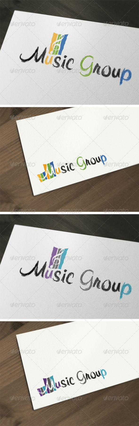 Music Group   Logo Design Template Vector #logotype Download it here: http://graphicriver.net/item/music-group-logo-template/1669952?s_rank=282?ref=nesto