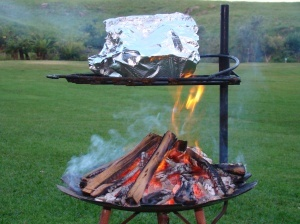 interesting outdoor cooking blog from South Africa!