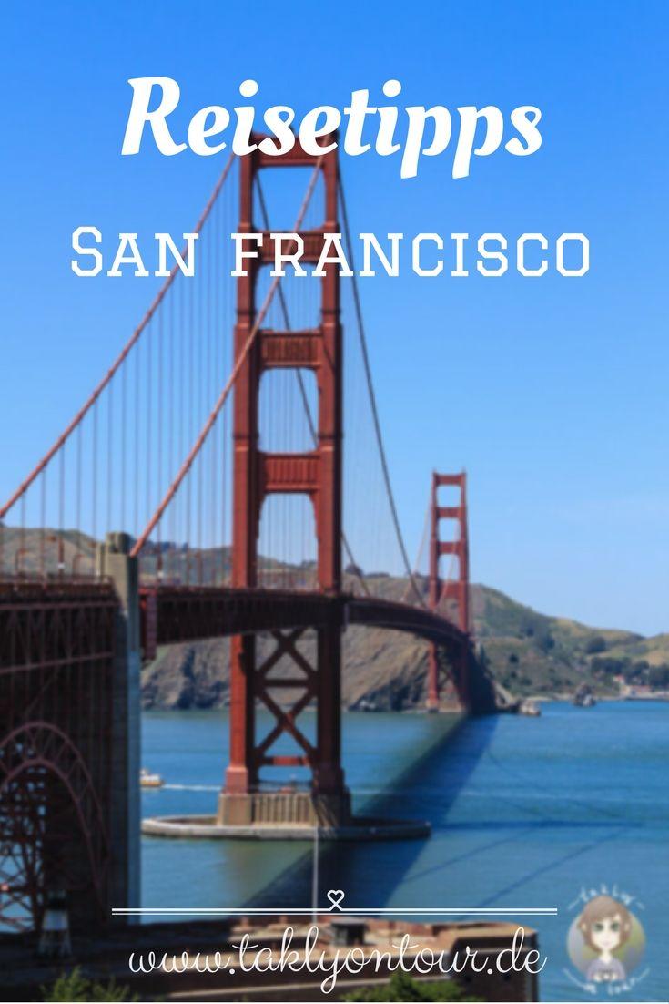 ➙ Alle wichtigen #Informationen für deinen #Urlaub in San Francisco • Stadterkundung • #Sehenswürdigkeiten → Alle wissenswerten San Francisco #Tipps für deine #Reise.
