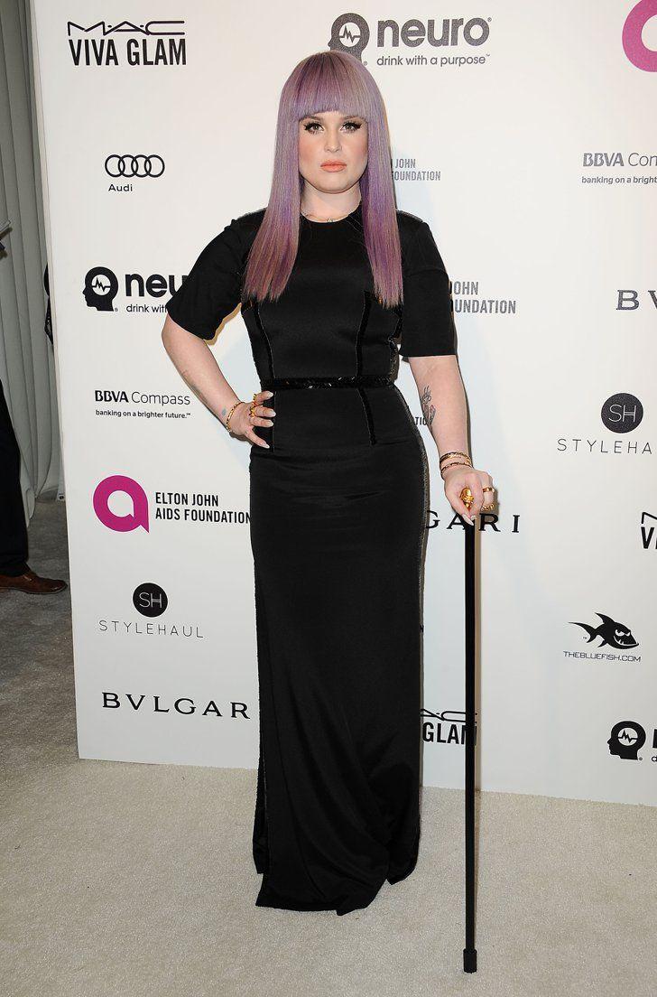 Pin for Later: Les Stars S'éclatent à la Soirée Organisée Par Elton John Pour les Oscars Kelly Osbourne
