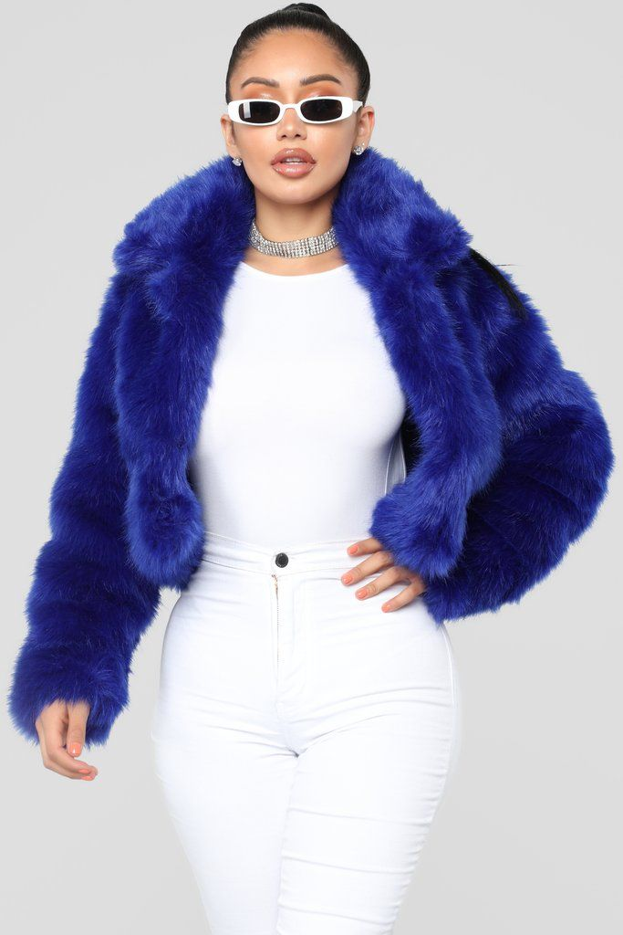 303d7c4ae19d Fureal Collared Jacket - Light Blue in 2019 | Fashion Nova ...