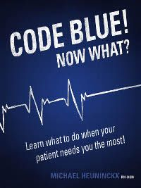 Dreading your first code blue? Check out this guide! #nurses