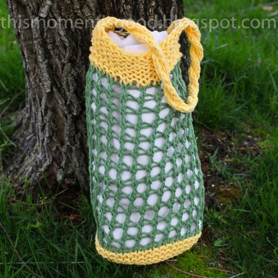 92 best images about Loom Knitting - Bags on Pinterest Knitting looms, Loom...