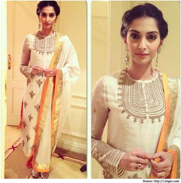 Sonam Kapoor - A glamorous doll   Biography, Style, Fashion and more