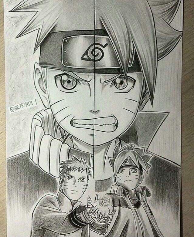Find this pin and more on naruto boruto by marthianys