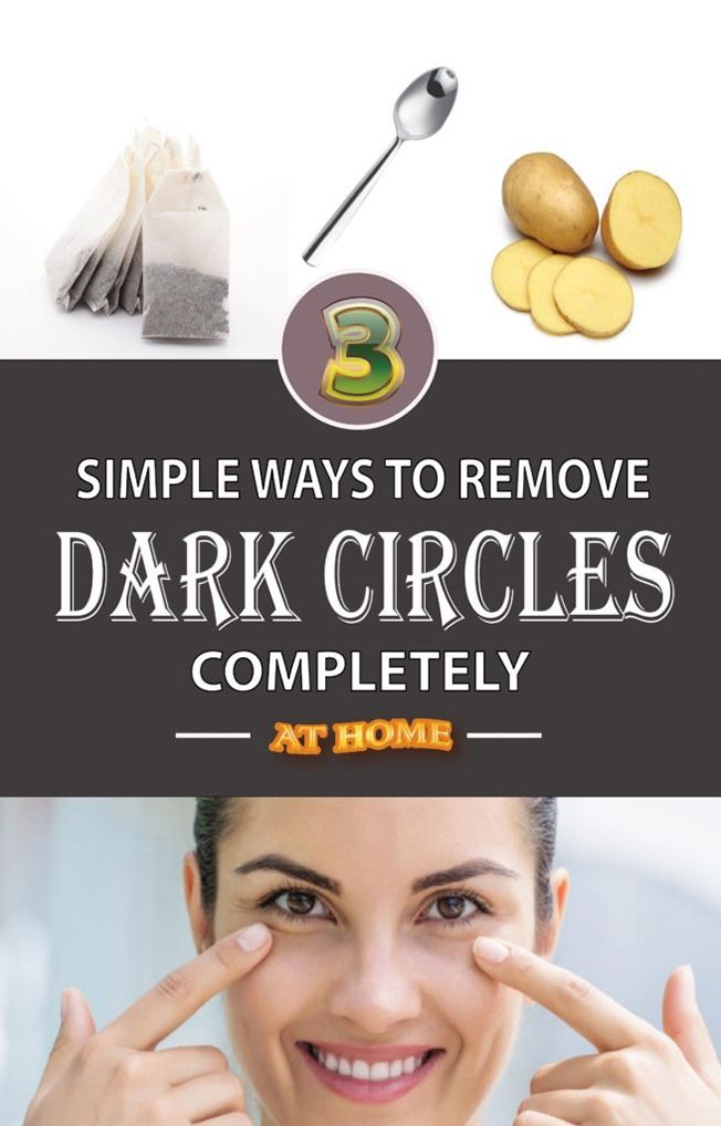 There are different causes for the apparition of dark rings. They are not only unaesthetic but they also make you look tired even when you are not. You don't have to despair because there are some easy solutions that everyone can use in order to get rid of dark rings.