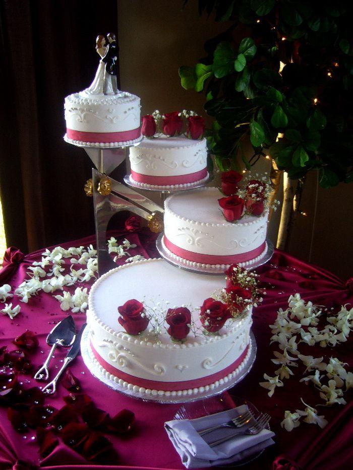 Wedding And Anniversary Cakes
