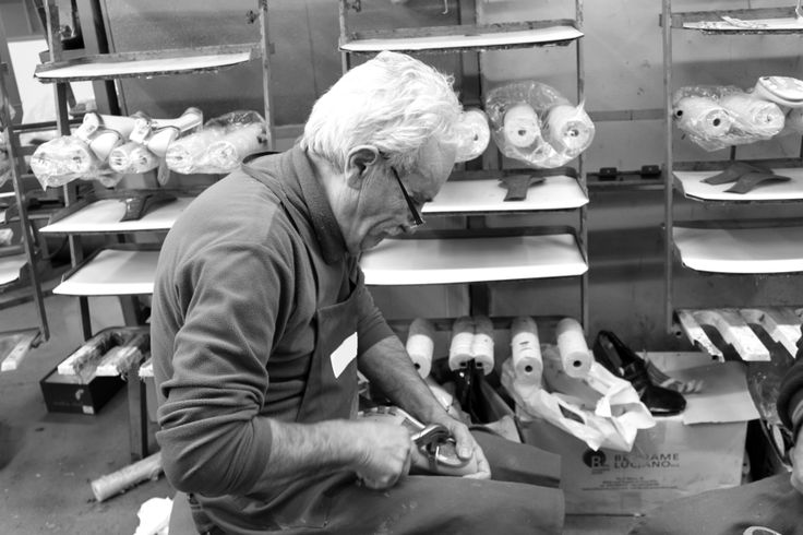 Art and passion are inside our master shoemakers. Our shoes are History, culture and design of the Italian People of the Marche region. Our soul are inside our creation...and so we can't call them simply shoes.