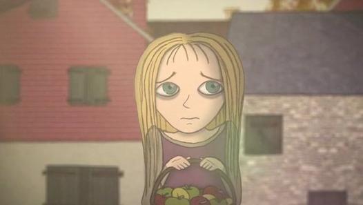 La petite fille qui avait une maladie très rare - Les Contes de Nina - Vidéo Dailymotion J'aime beaucoup le contraste entre le dessin enfantin et la maitrise animée ; tout comme l'histoire, d'ailleurs.