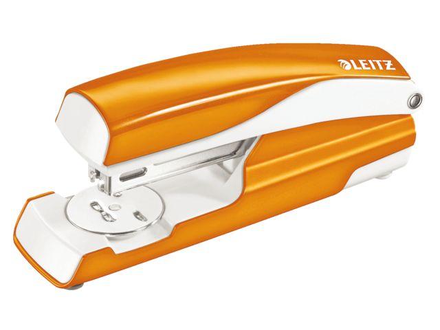 Nietmachine van Leitz #oranje