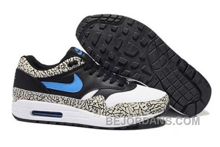 http://www.bejordans.com/free-shipping-6070-off-nice-nike-air-max-1-mens-trainers-elephant-print-black-blue-white-efhpy.html FREE SHIPPING! 60%-70% OFF! NICE NIKE AIR MAX 1 MENS TRAINERS ELEPHANT PRINT BLACK BLUE WHITE EFHPY Only $98.00 , Free Shipping!