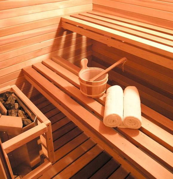 Sauna requirements