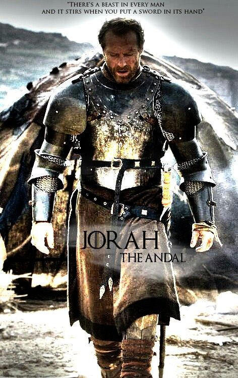 Jorah Game of thrones