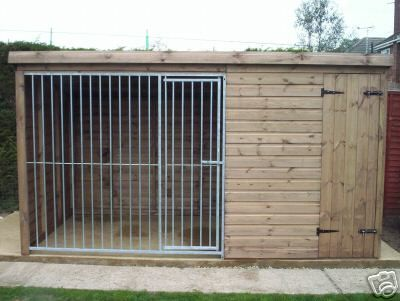 New Zealand Style Dog Kennels