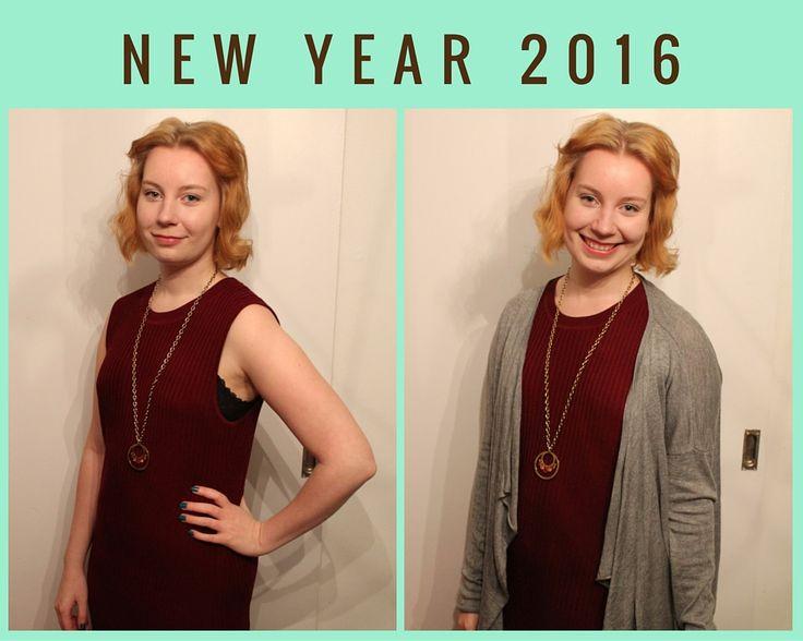 new years ootd