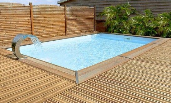 piscine bois 64