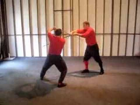 """Longsword Techniques - YouTube From Iron Door Longsword Studio. The heritage of Europe is Christ the Lord. Jesus is the way. He is the one. He is the truth. Jesus is the light of the world. The heritage of these fencing skills """"martial arts"""" is not any other belief or religion or no religion or atheism, it is Jesus. It is, as it should be, and it always will be. That is its identity and that is it's beauty and worth. :)"""
