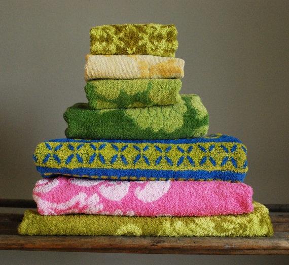 Vintage Towels: 18 Best Images About Vintage Towels On Pinterest