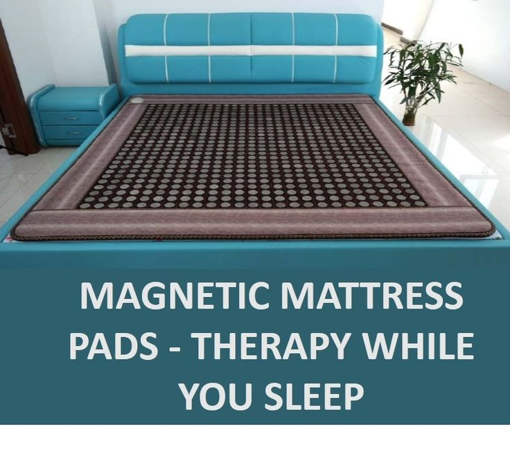 Magnetic Mattress Pads - Therapy While You Sleep - 9 Best Magnetic Mattress Pad Images On Pinterest Mattress Pad