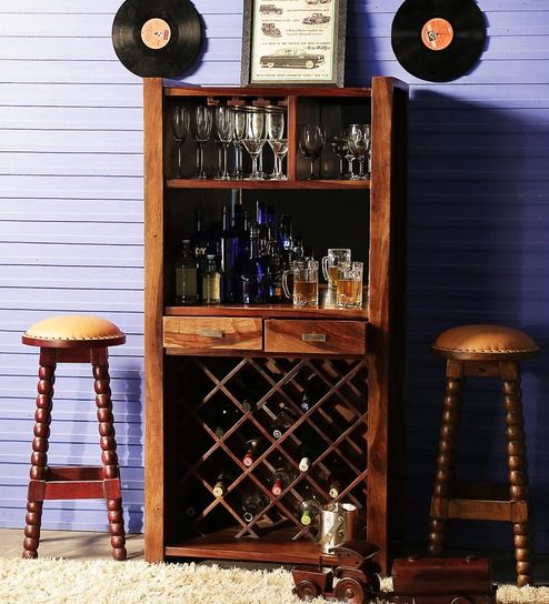 Bar furniture is an important decor of your living room Pepperfry