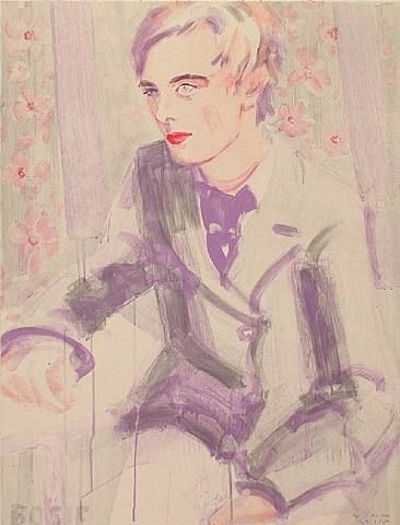 Elizabeth Peyton. one of my favorites!! lithography.