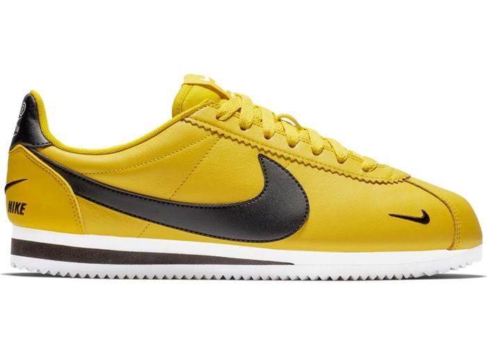 Nike Classic Cortez Blazing Sun   Nike classic cortez leather ...