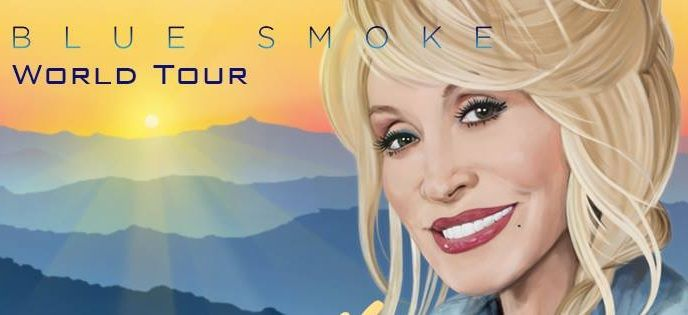 Dolly Parton is back! She just announced her Blue Smoke World Tour.