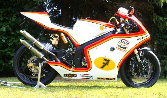 """Suzuki RGV 250 Γ 1994 """"Sheene Replica"""""""