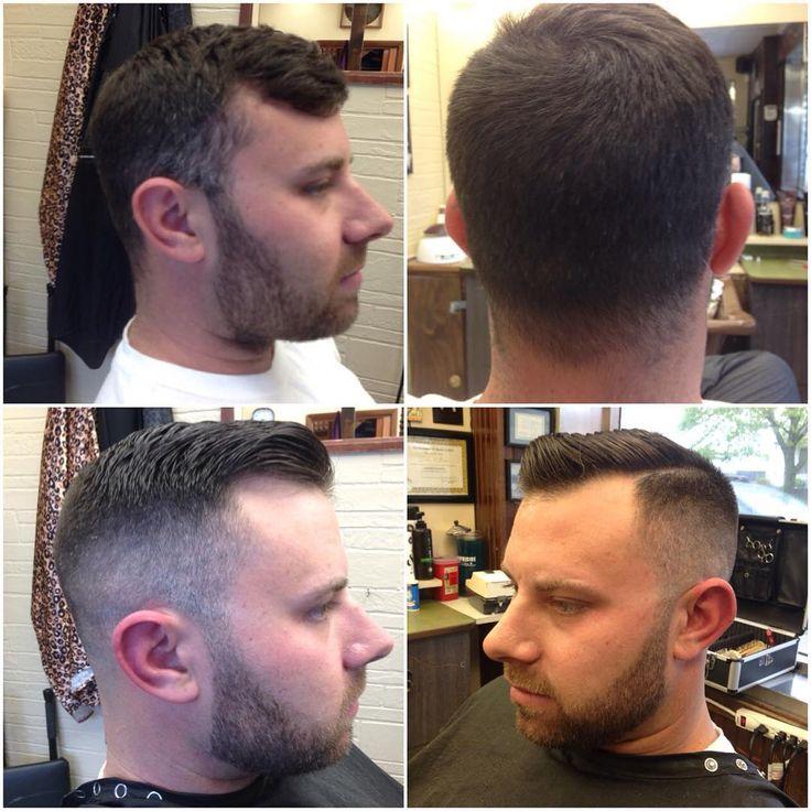 Before and after pics on my buddy John Manakian #Hair #Fade #Barber #Lineup #Haircut #Men'sCut #BarberLife #Cosmetology http://tipsrazzi.com/ipost/1509013073679506832/?code=BTxF2U6Fl2Q
