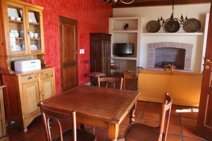 New Cottages Doornbosch South Africa, Western Cape, Overberg Accommodation - with Lanes ceramic floor tiles