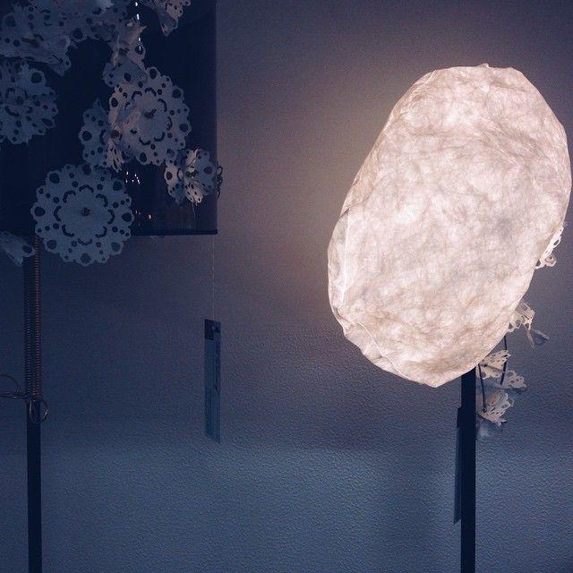 Iluminação Ivo Maia Designers na galeria da #oficinacc