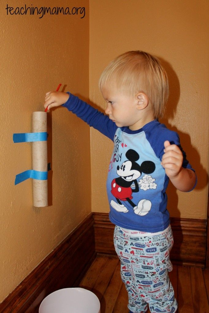 This is a GREAT article about how you can keep your toddler active and learning. I must remember all of these.