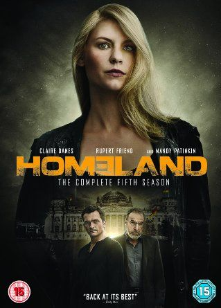 Homeland - Season 5 The entire series must be watched on Netflix. Kiss your life goodbye for about a week! Excellent!!