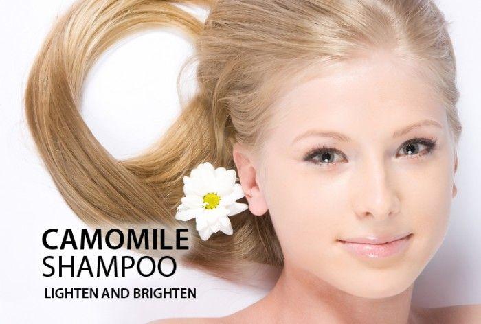 Naturalne rozjaśnianie z Nirvel Camomile Shampoo  Postaw na naturalne refleksy, bez chemii, przekonaj się do siły ziół