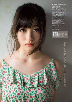 Cô bé Kanna Hashimoto đã thay đổi nhiều từ lúc bé cho tới lúc trưởng thành nhưng có vẻ như đôi mắt thì vẫn to tròn và ngây thơ như vậy.