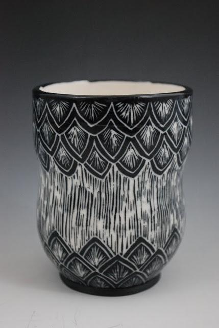 595 Best Ceramics Sgraffito Images On Pinterest