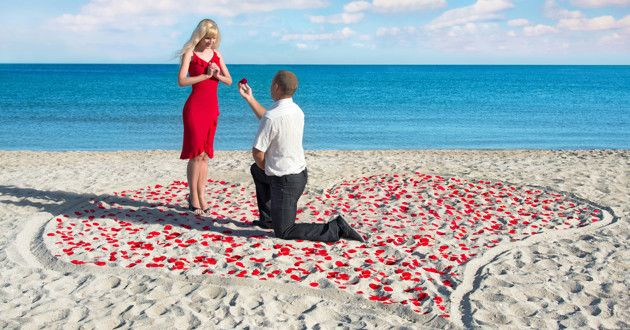 6 ideias essenciais para planejar um pedido de casamento que sua namorada vai adorar