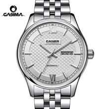 Mens Watches Top Brand Luxury Automatic Mechanical Watch Casima Relogio Masculino Fashion Business Male Wristwatches Men Clock(China (Mainland))