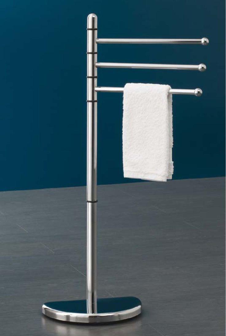 Oltre 25 fantastiche idee su bagno salvaspazio su for Arredo bagno porta asciugamani