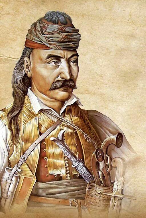 Theodors kolokotronis