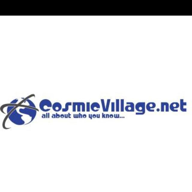 CosmicVillage.net logo