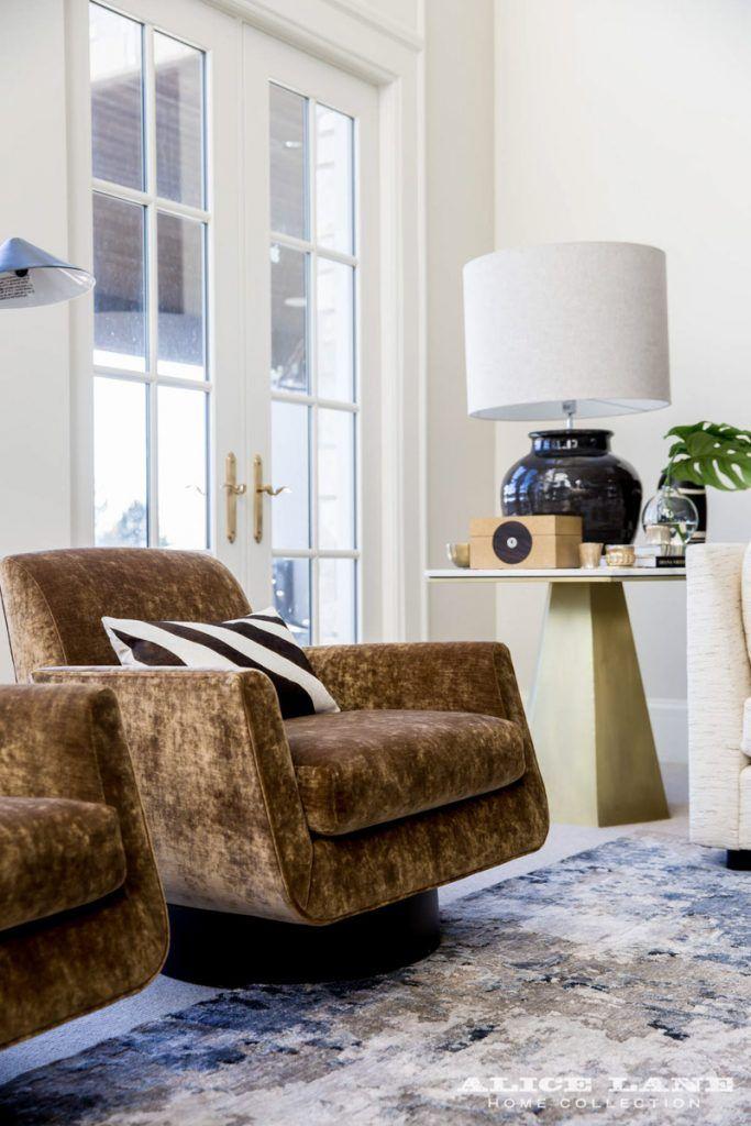 A look inside blogger emily jacksons of ivory lane family room alice lane