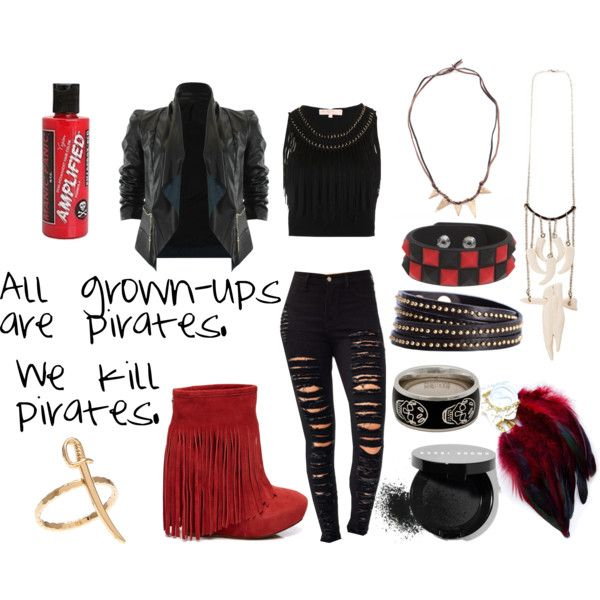 """""""Rufio"""" by favourite-fictional-fashions on Polyvore"""