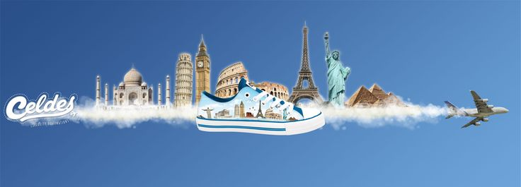 Travel around the world with Celdes :) Be ready for take off at: http://celdes.com/en/all/395-international.html