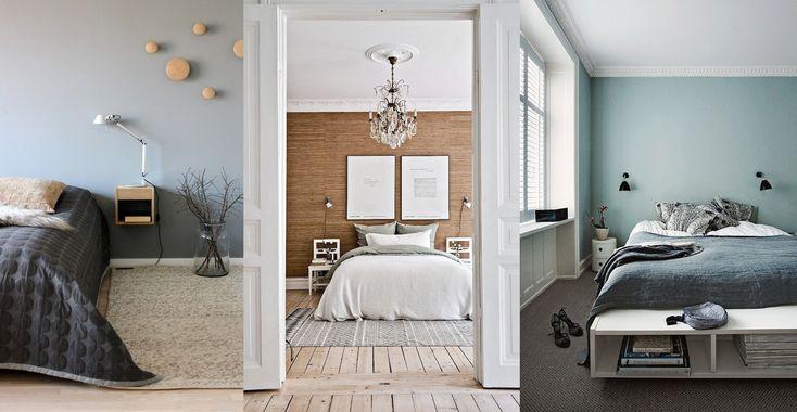 5 conseils pour aménager une chambre - 5 tips to decorate your bedroom - www.pierrepapierciseaux.be