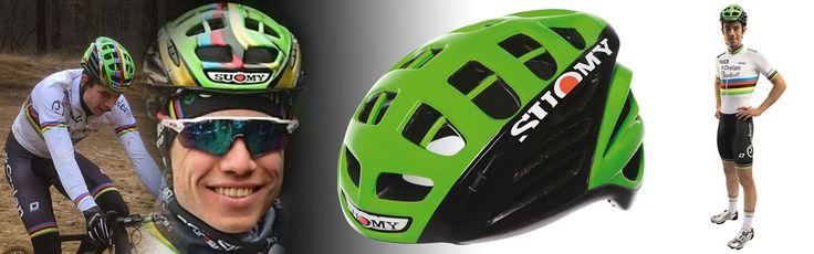 2x World Cyclo Cross Champion Wout Van Aert