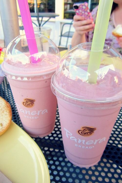 panera smoothies wildberry