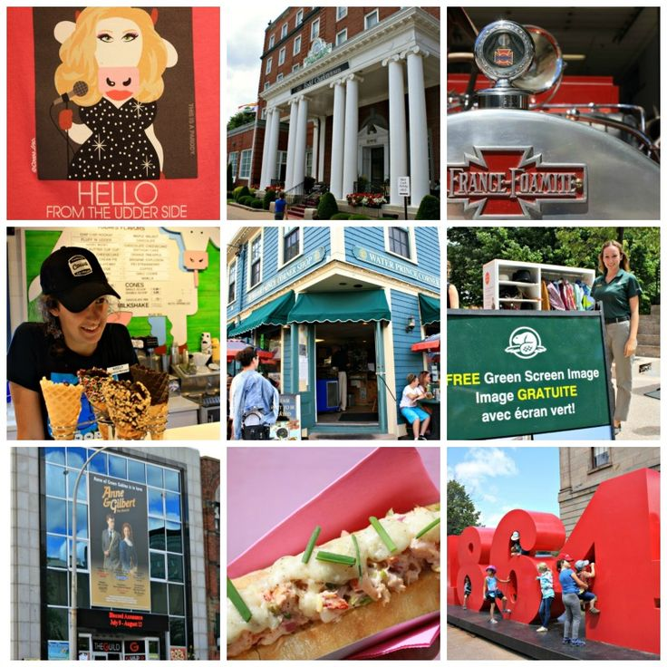 Family Fun in The Historic City of Charlottetown Prince Edward Island