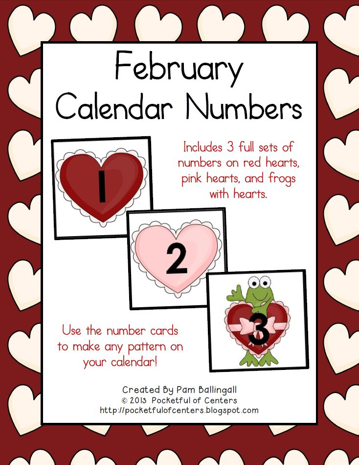 June Calendar Numbers For Preschool : Best images about kindergarten morning meeting