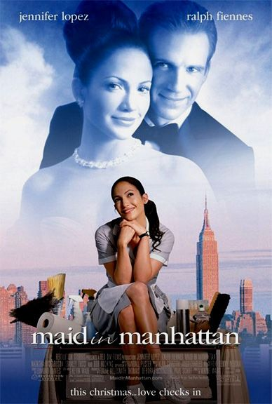 Maid In Manhattan (2002) - Jennifer Lopez, Ralph Fiennes, Natasha Richardson, Stanley Tucci